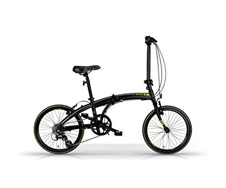 Bicicleta-plegable-MBM-SNAP-20-aluminio-mate-negro-0