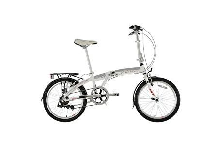 Falcon-Go-To-Bicicleta-plegable-cuadro-de-13-color-blanco-0
