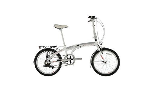 Falcon Go To - Bicicleta plegable, cuadro de 13\