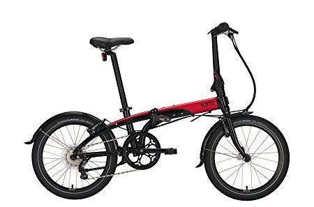 tern-Link-D8-Bicicletas-plegables-20-ohne-Licht-grisnegro-2016-0