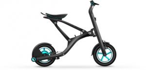 bici plegable electrica