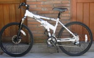 bicicleta plegable grande
