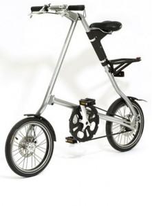 bicicletas plegables raras