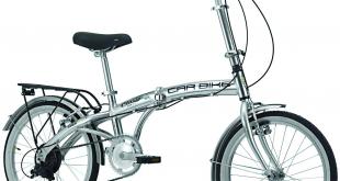 bicicletas plegables de aluminio
